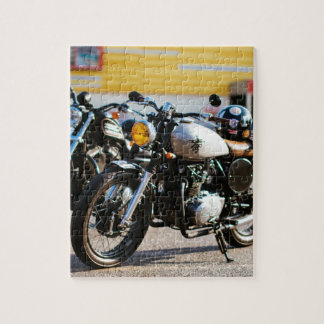 Cafe racers jigsaw puzzle