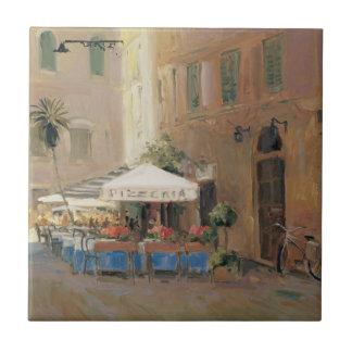 Café Roma Small Square Tile