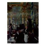 Cafe Royal, London, 1912 Postcard