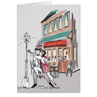Cafe Tango Card