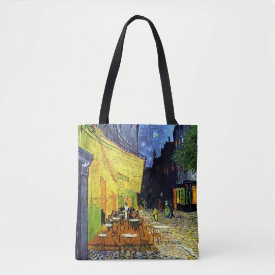 Café Terrace at Night by Van Gogh Fine