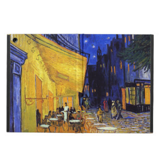 Cafe Terrace at Night by Vincent van Gogh Cover For iPad Air