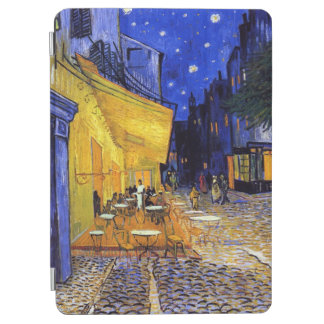 Cafe Terrace at Night by Vincent van Gogh iPad Air Cover