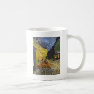 Cafe Terrace at Night Coffee Mug
