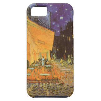 Cafe Terrace Night, van Gogh Vintage Impressionism iPhone 5 Cases