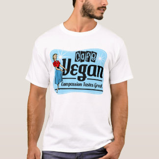 Cafe Vegan T-Shirt