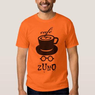 Cafe Zuno 01 Shirts
