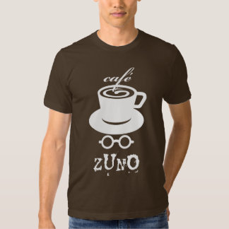 Cafe Zuno 03 Shirts
