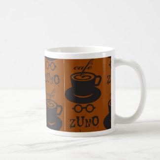 Cafe Zuno 05 Basic White Mug