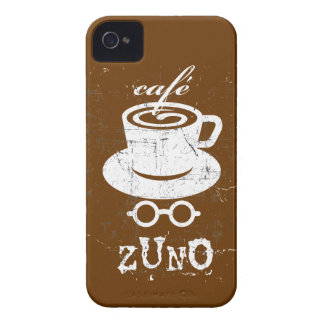Cafe Zuno - iPhone4 - iPhone 4 Covers