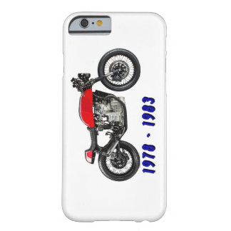 caferacer barely there iPhone 6 case
