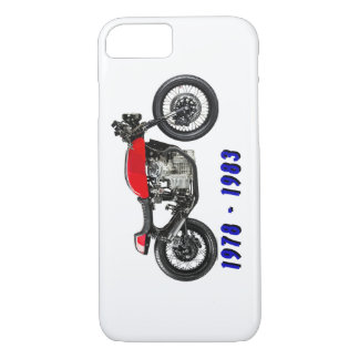 caferacer iPhone 8/7 case