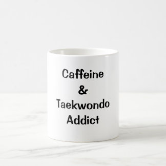 Caffeine Addict Coffee Mug