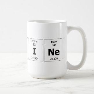 Caffeine Coffee Mug