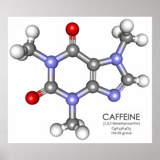 Caffeine - Coffee Posters