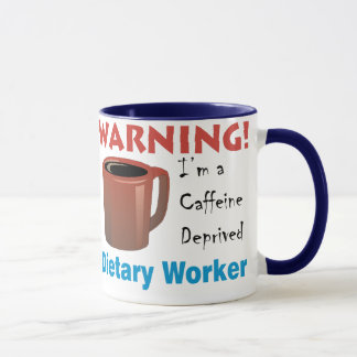 Caffeine Deprived Dietary Worker