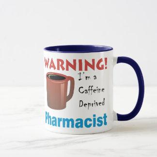 Caffeine Deprived Pharmacist