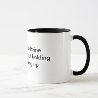 Caffeine haiku mug