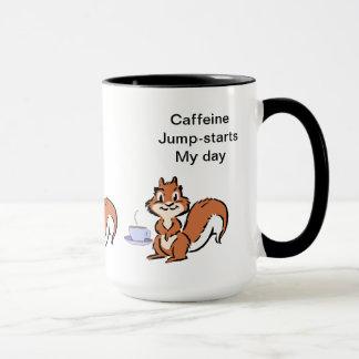 Caffeine Jump-start Mug