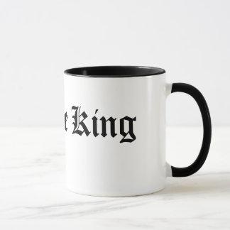 Caffeine King Coffee Mug