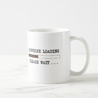 Caffeine Loading Coffee Mug