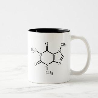 Caffeine Molecule mug 15oz