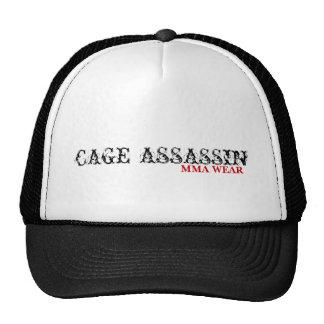 CAGE ASSASSIN, MMA WEAR CAP