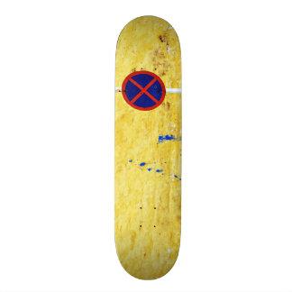 caged lyrics 19.7 cm skateboard deck