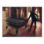 Caillebotte: Billiards Postcards