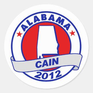 Cain - Alabama Sticker