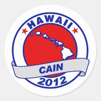 Cain - Hawaii Sticker