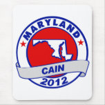 Cain - Maryland Mousepads