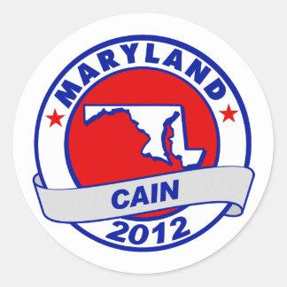 Cain - Maryland Sticker