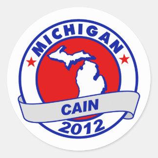 Cain - Michigan Sticker