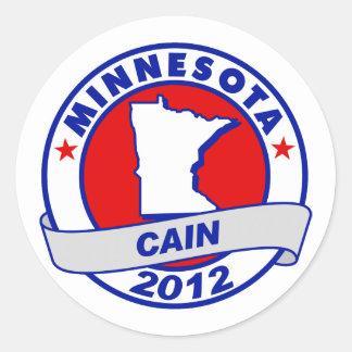 Cain - Minnesota Sticker