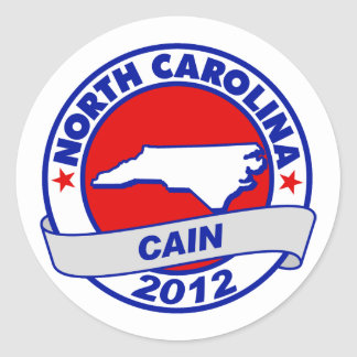 Cain - North Carolina Sticker