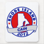 Cain - Rhode Island Mouse Pads