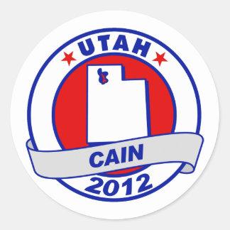 Cain - Utah Sticker