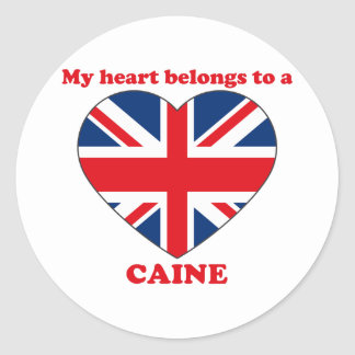 Caine Stickers