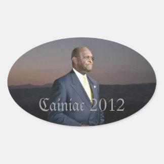 Cainiac 2012 Sticker