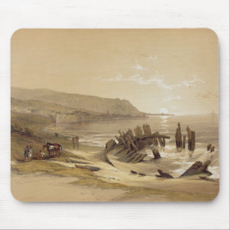 Caiphas looking towards Mount Carmel Volume II Mouse Mat