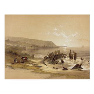 Caiphas looking towards Mount Carmel Volume II Postcard