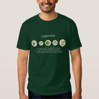 caipirinha, brazilian drink t-shirt