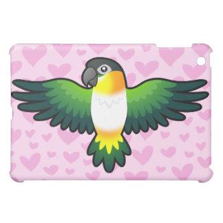 Caique / Lovebird / Pionus / Parrot Love Cover For The iPad Mini
