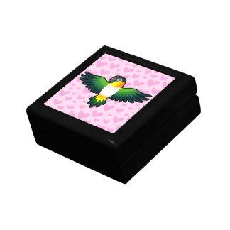 Caique / Lovebird / Pionus / Parrot Love Gift Box