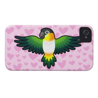Caique / Lovebird / Pionus / Parrot Love iPhone 4 Case