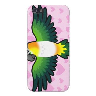 Caique / Lovebird / Pionus / Parrot Love iPhone 5 Cover
