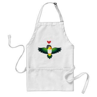 Caique / Lovebird / Pionus / Parrot Love Standard Apron