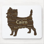 Cairn Mousepad (Brown)