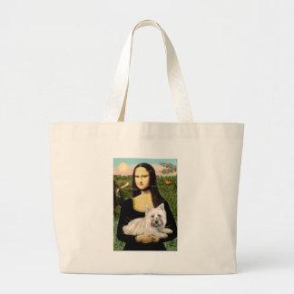 Cairn Terrier 4 - Mona Lisa Bags